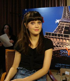 Zooey Deschanel Bangs- One of The 8 Most Popular HAIRcuts of 2012