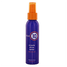 Dry Oil Spray With Noni Oil