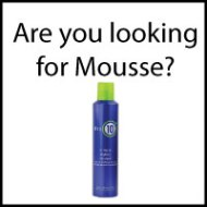 Are you looking for Mousse? Holleewoodhair.com favorite mousse products