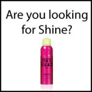 Are you looking for shine? Holleewoodhair.com favorite shine products