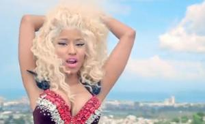 Nicki Minaj - Pound The Alarm (Celeb HAIRstyle of the Week)
