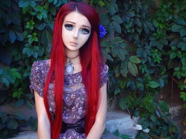 Anime-Inspired Make-Up From Anastasiya Shpagina (Anime ...